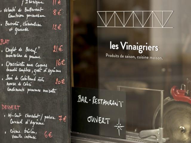 Les Vinaigriers